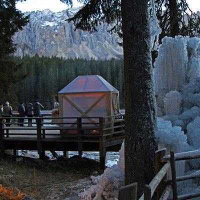 Ponte dell'Immacolata in Val di Fassa e al Lago di Carezza