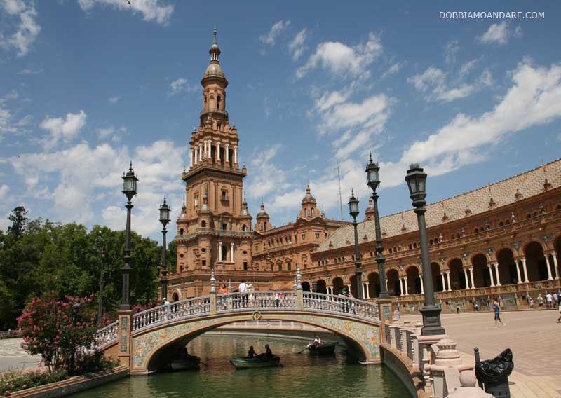 itinerario in Andalusia - Siviglia