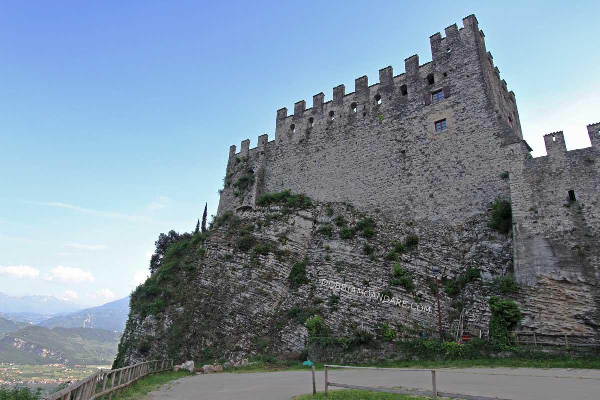 Sponda trentina del Lago di Garda