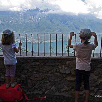Un'esclusiva vista sul Lago di Garda alla Locanda al Castelletto
