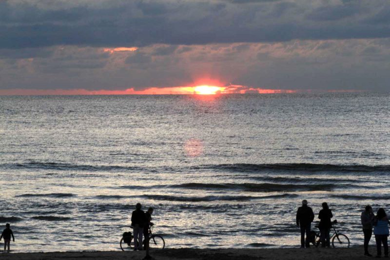 texel_tramonto