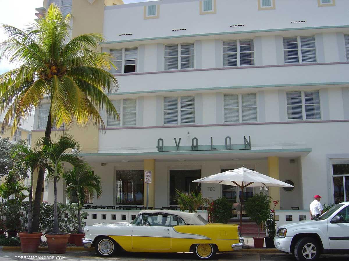 Miami. Ocean Drive