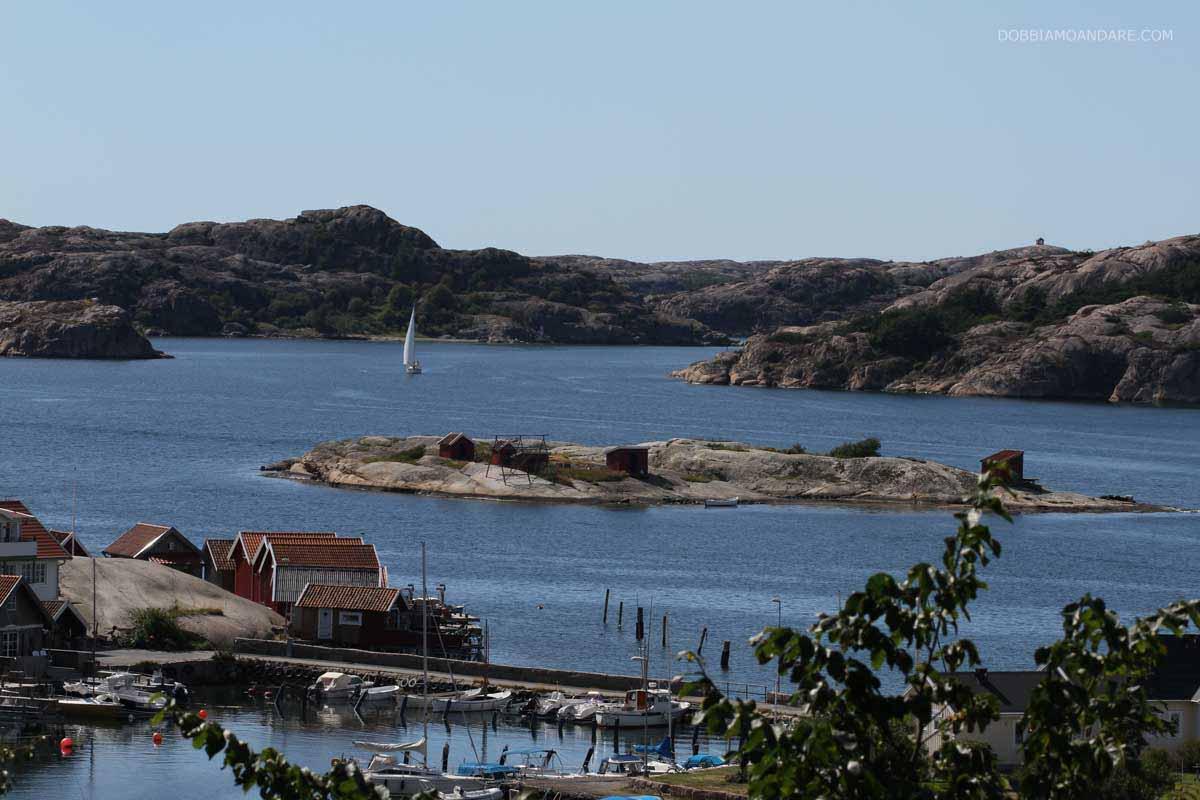 Costa occidentale della Svezia