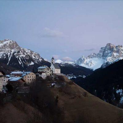 Colle Santa Lucia, Passo Giau – Dolomiti