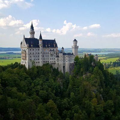 Castello di Neuschwanstein e Fussen