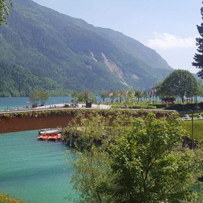 5 laghi del Trentino in estate
