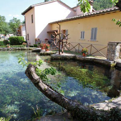 Rasiglia, il borgo dei ruscelli in Umbria