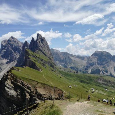 3 giorni in Val Gardena in estate