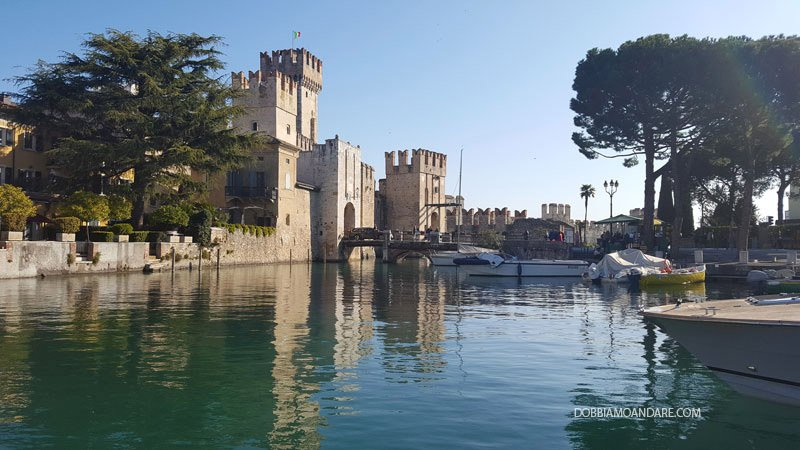 sponda bresciana del Lago di Garda