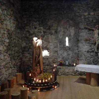 Cappella di Francesco e Chiara in Valle Aurina