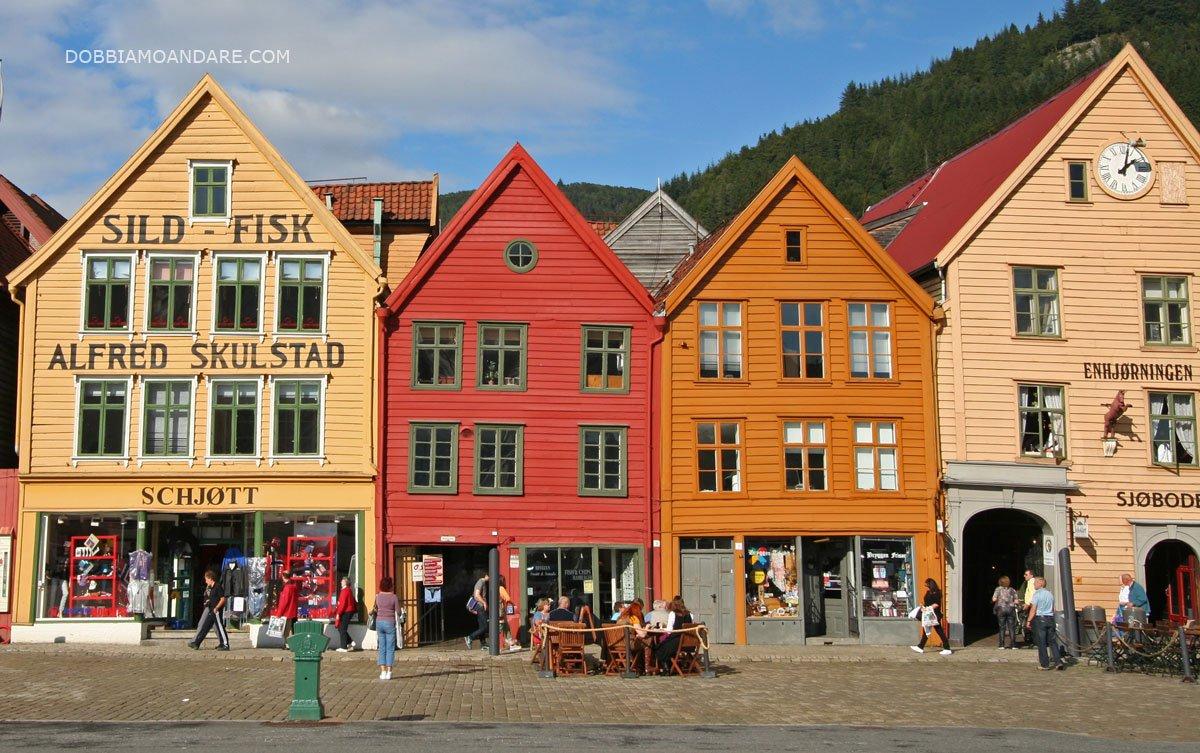 Norvegia: Oslo e Bergen