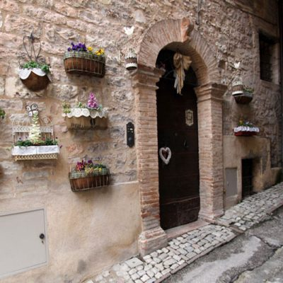 Itinerario tra i borghi dell'Umbria