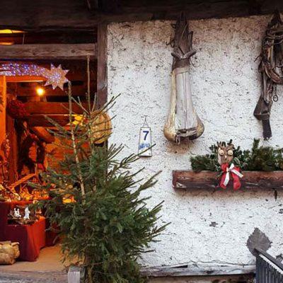 Mercatini di Natale a Siror di Primiero in Trentino